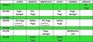 """""""Yoga en Guardamar del Segura"""""""