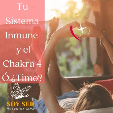 Tu Sistema Inmune y el Chakra 4 Timo