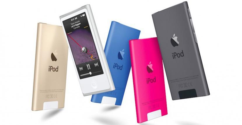 iPod que se jubilan