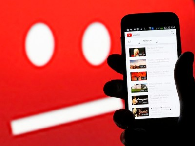 Youtube en un Smartphone