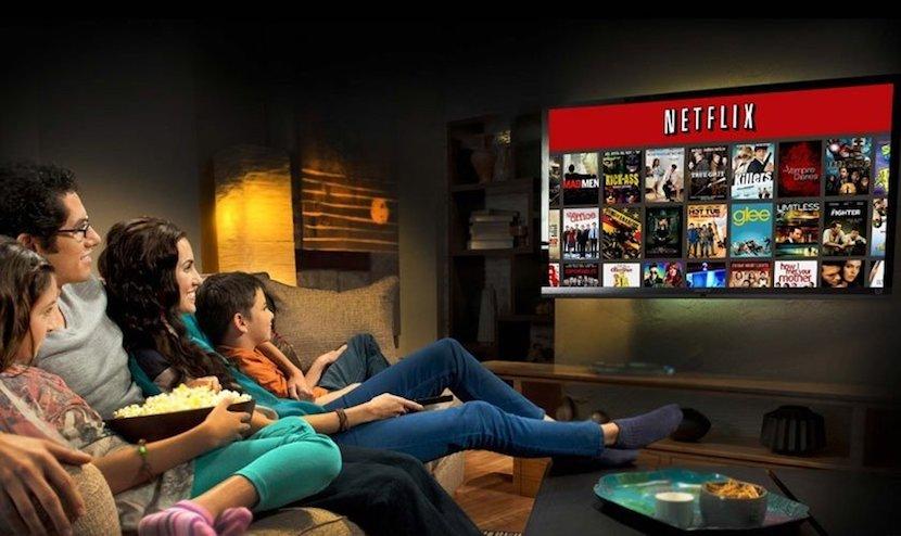 cuenta de Netflix en casa