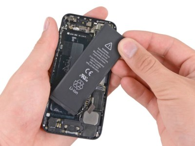calibrar batería de teléfono