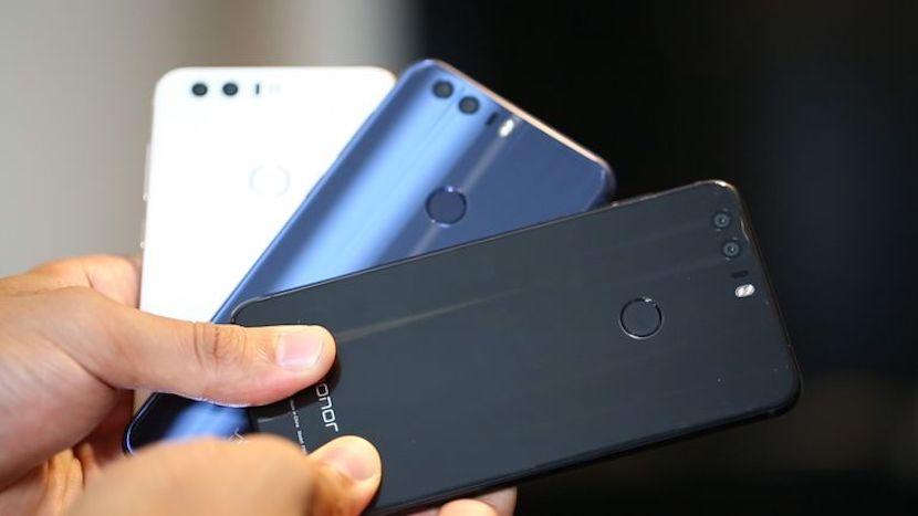 smartphone honor 8