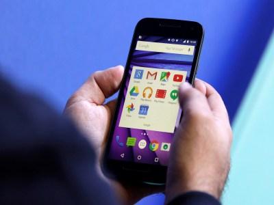 teléfono de google