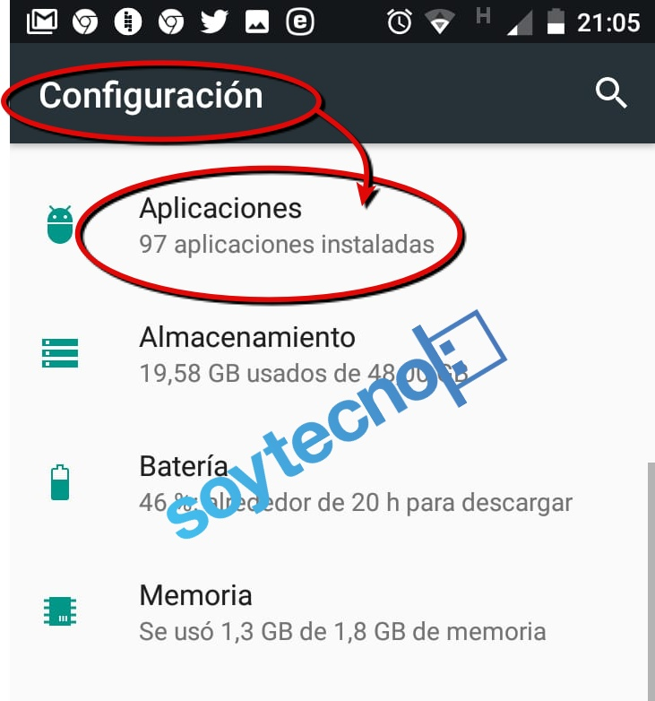 Detener Whatsapp
