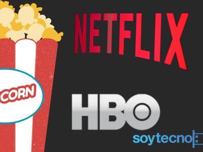 estrenos de Netflix y HBO