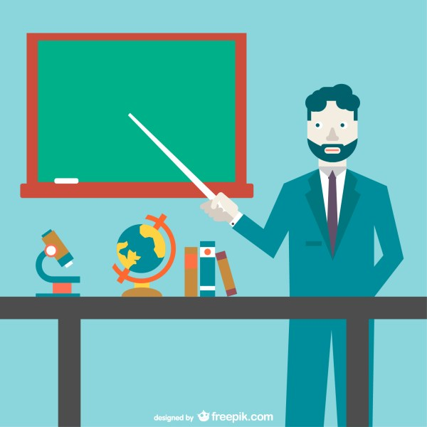 Science Teachers Illustrations