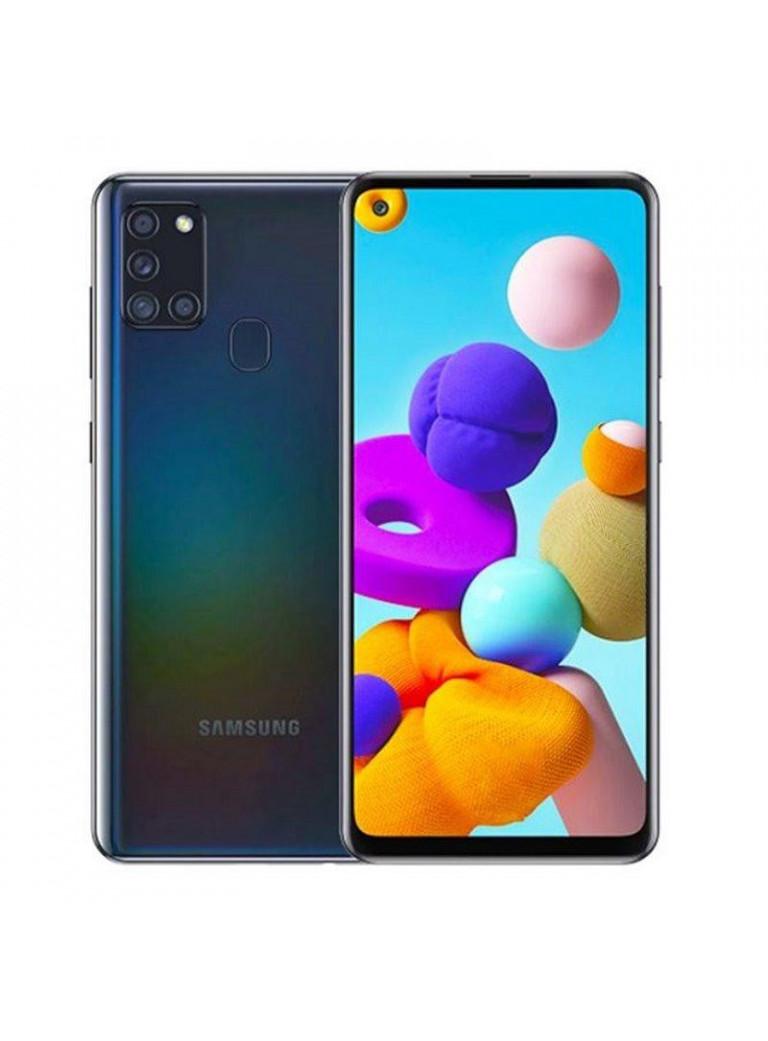 Samsung Galaxy A21s Smartphone 4GB RAM / 64GB Negro 5000mAH
