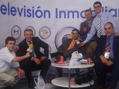 Año 2007. Publiselecta TV en el SIMA.