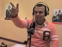 Año 2006 Presentando mi programa en Punto Radio Asturias
