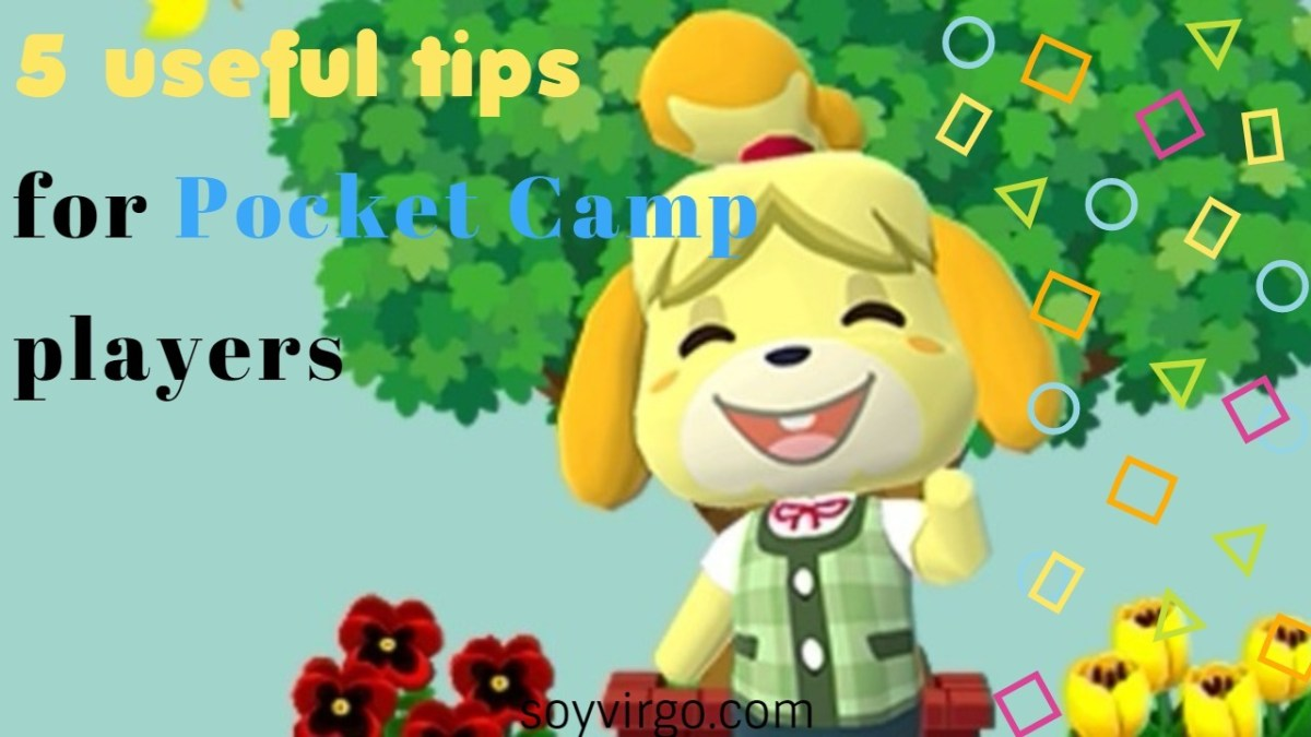 AC: Pocket Camp Tips and Tricks