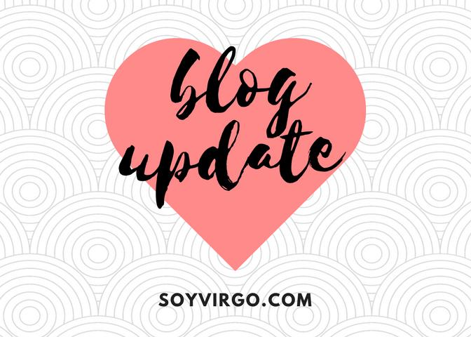 soy virgo blog