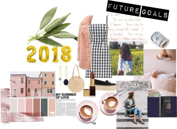 polyvore 2018 soyvirgo goals