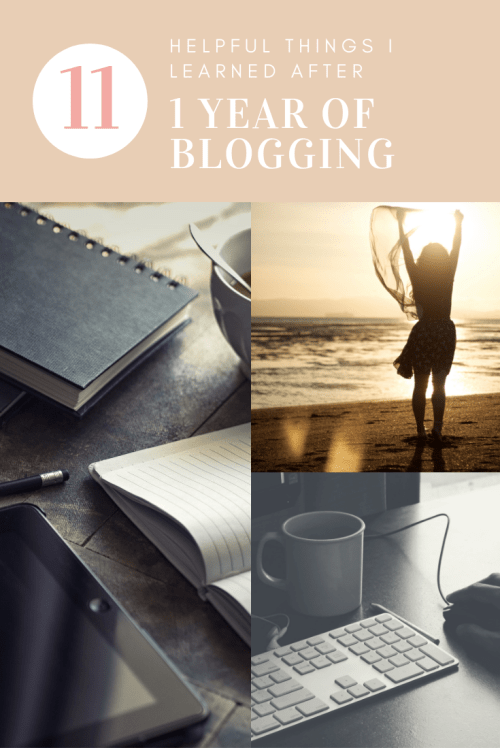 11 things i learned after a year of blogging - soyvirgo.com