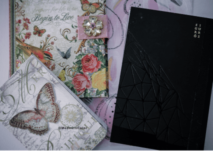 @ModournColor journals bullet bujo images activities to do when you have anxiety | soyvirgo.com
