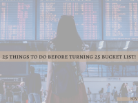 25 things to do before turning 25 | soyvirgo.com bucket list blog cover travel