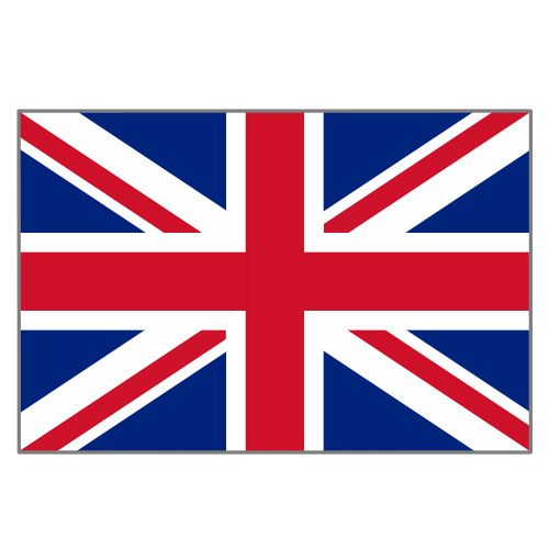 イギリスの国旗のフリー素材 Web素材工房 デジタルカラーボックス