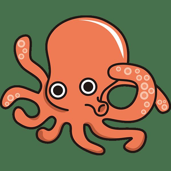 食品 蛸(タコ)(カラー)