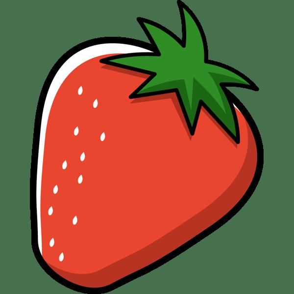 食品 苺(イチゴ)(カラー)