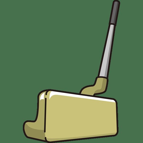 ゴルフ パター(カラー)