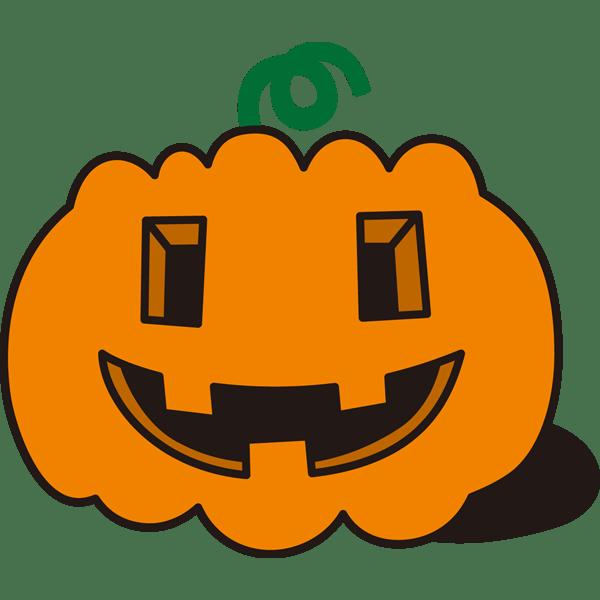 年中行事 かぼちゃ(カラー)