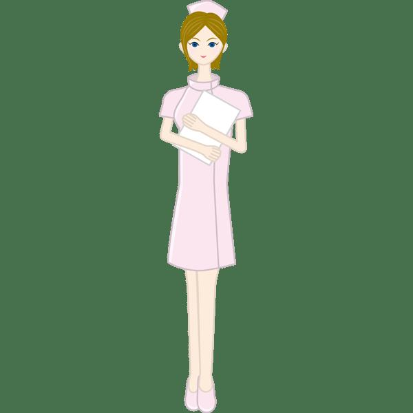 医療 看護師(ナース)(カラー)