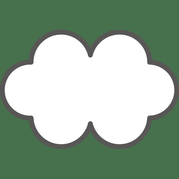 年中行事 雲(くも)(カラー)