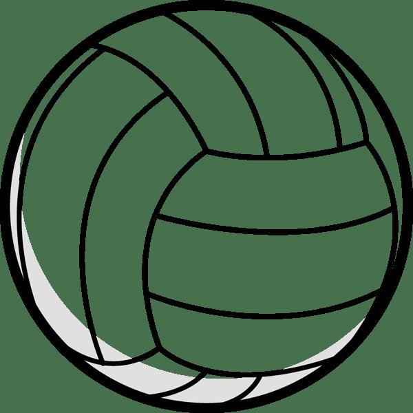 スポーツ バレーボール(カラー)