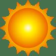 自然 晴れ(天気・太陽)(カラー)