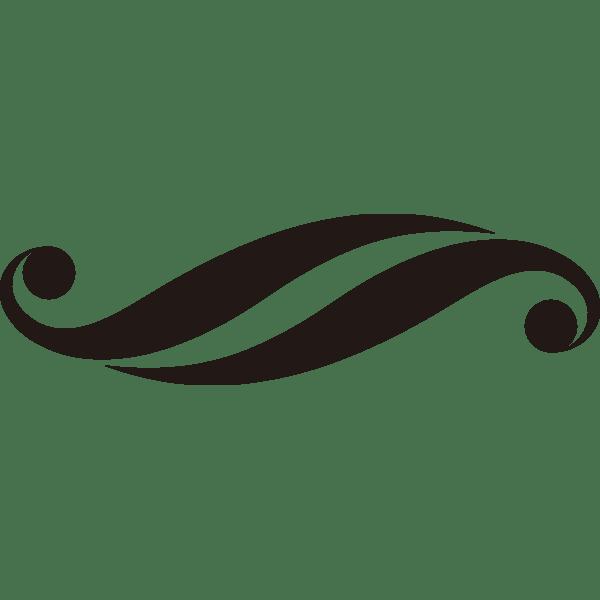 装飾 オーナメント(モノクロ)