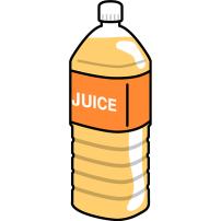 2Lペットボトル ジュース