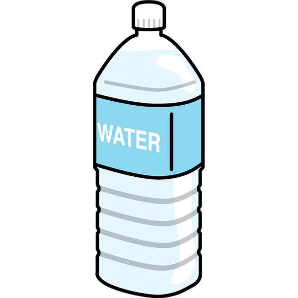 2Lペットボトル 水 無料イラスト・PowerPointテンプレート配布サイト【素材工場】