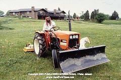 George Clinton als Funky Farmer