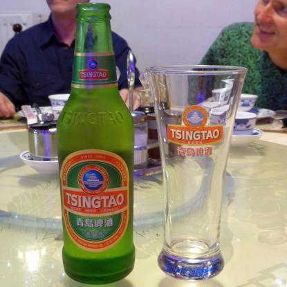 Xiao Xiang: Tsiangtao-Bier