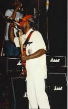 "P.Funk finds (from the late '80s or early '90s): Cordell ""Boogie"" Mosson (All rights reserved)"