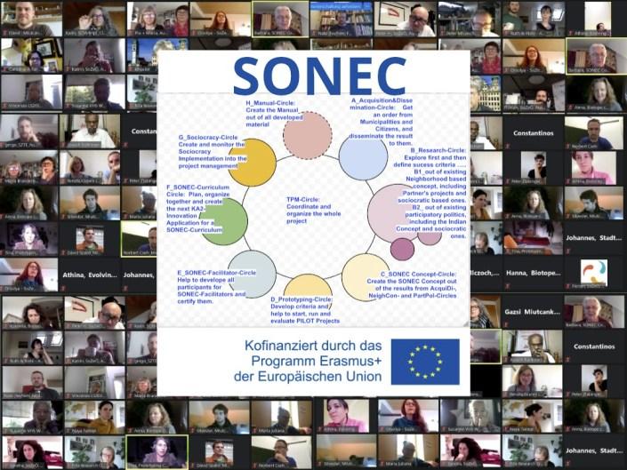 SONEC Banner