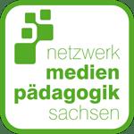 Logo Netzwerk Medienpädagogik Sachsen