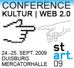 Start 09 - Kultur trifft Web 2.0