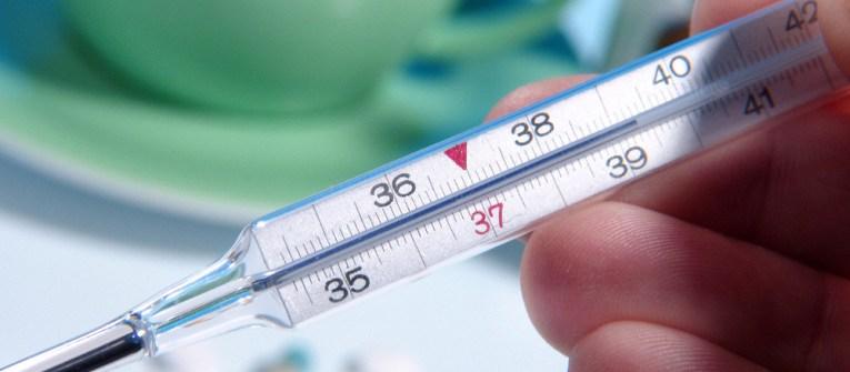 Симптомы при высокой температуре