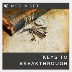 Keys to breakthrough