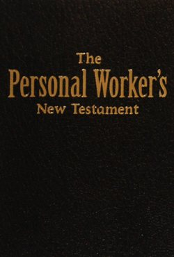 the-personal-workers-new-testament-black