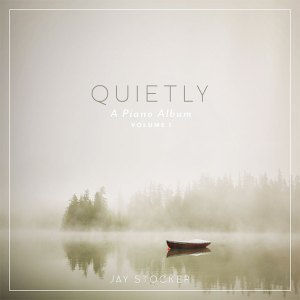 Quietly – A Piano Album (Volume 1) – Music CD