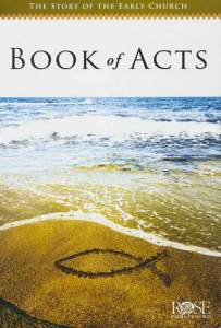 Book of Acts – Pamphlet