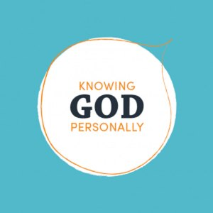 Knowing God Personally – Gospel Booklet