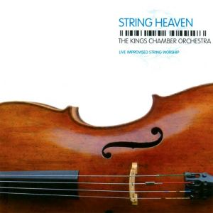 String Heaven, The Kings Chamber Orchestra – Music CD