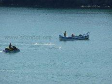 Плувен маратон по случай празника на Созопол - 17 Юли 2011; снимки: Мариета Танева