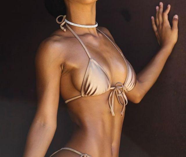Hot Sexy Black Girls Bikini