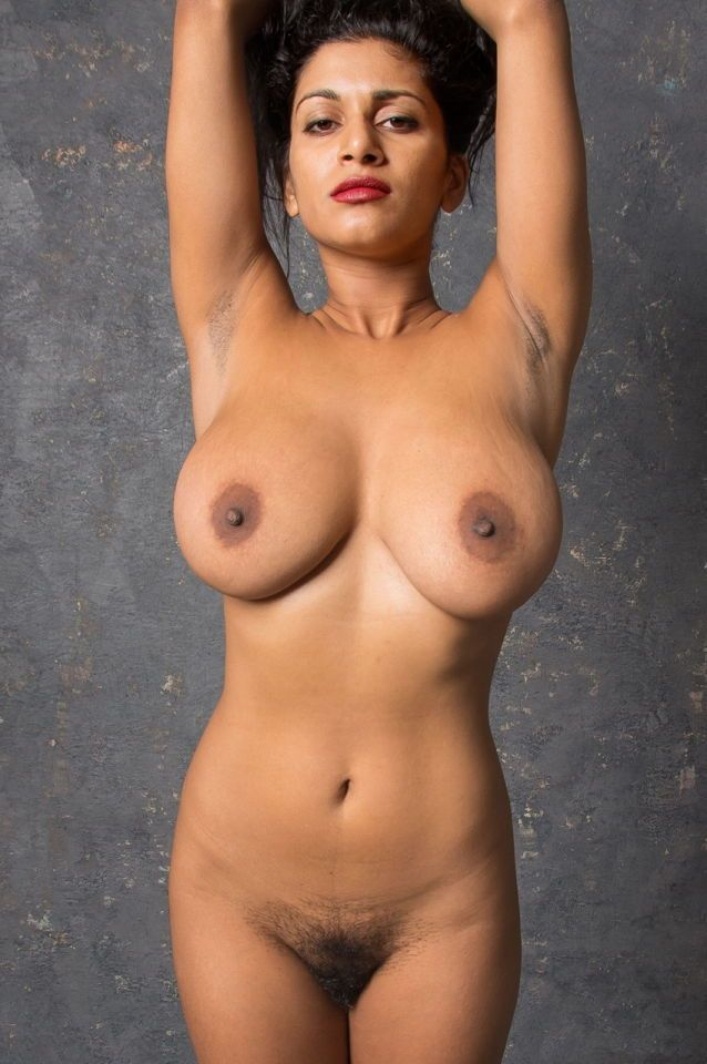 Nude Indian White Women