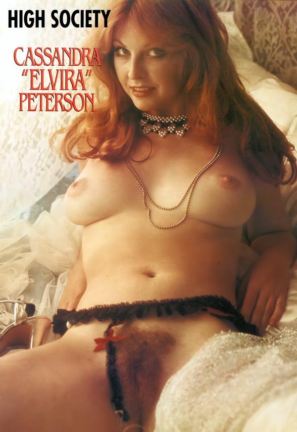 Vanna White Nude High Society Magazine