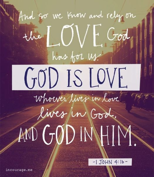 God is Love 1 John